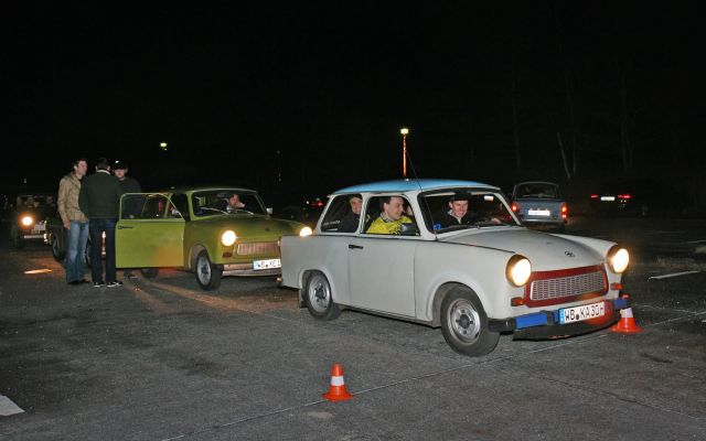 Trabbi-Speednetworking